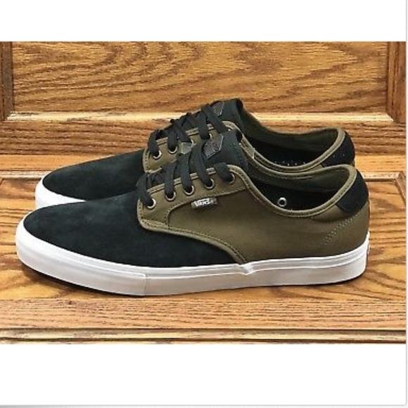 52cca203fc Vans Chima Ferguson Pro Black Teak Shoes